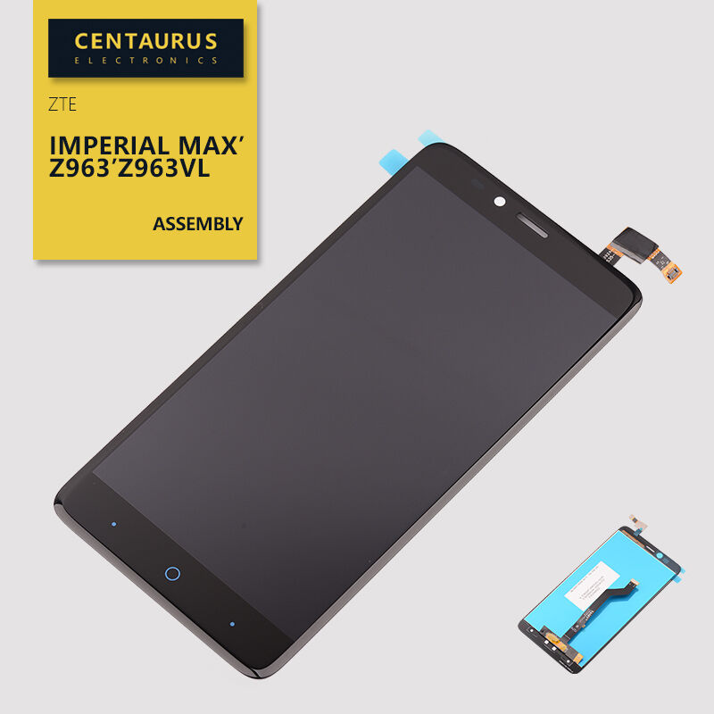 moreJones adventured zte imperial max z963u the