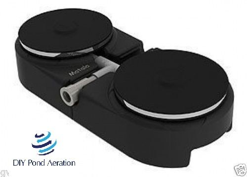 Air Diffusers W Base Amp Two 9 Quot Aeration Diffusers Rubber