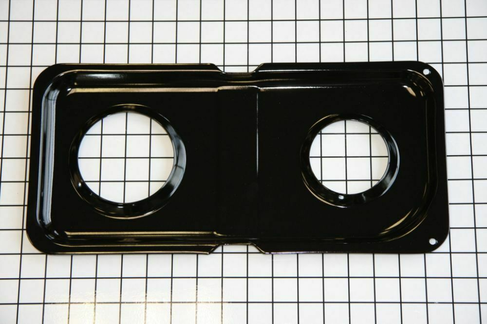 Genuine Wb34k10009 Kenmore Range Double Drip Pan Right