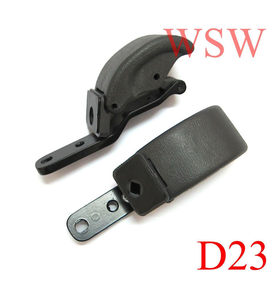 grey rear quarter windows latch lock toyota tacoma pickup