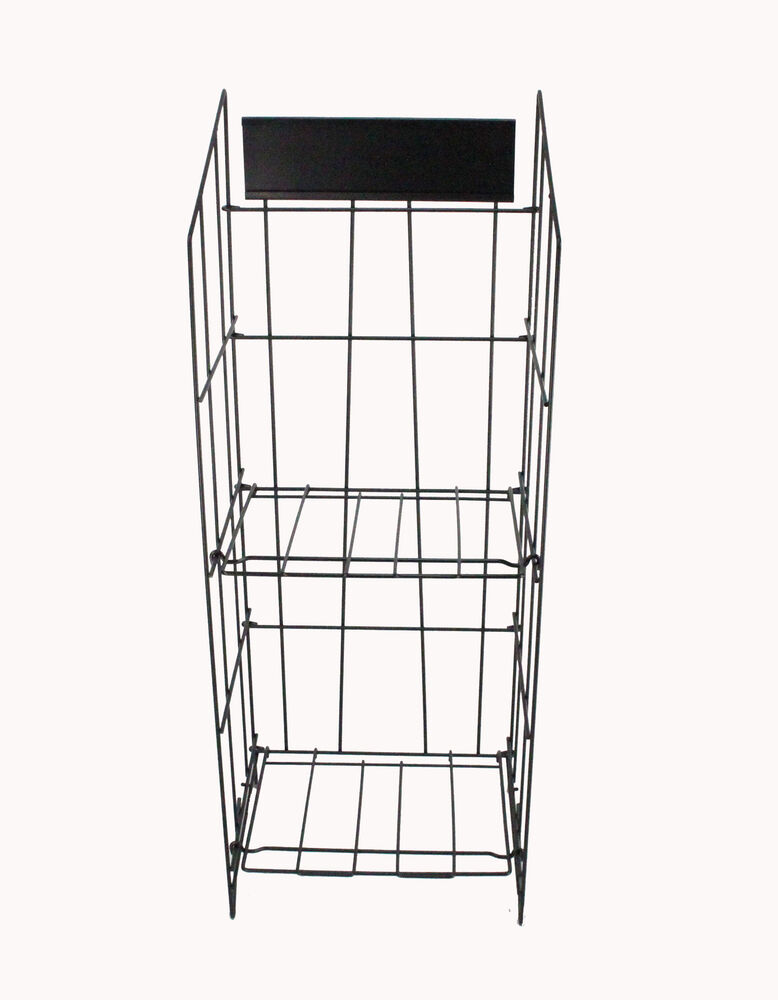 Magazine Racks. Showing 40 of 71 results that match your query. Search Product Result. Product - Spectrum Seville Magazine Rack, Black. Reduced Price. Product Image. J & J Wire Wrought Iron Magazine Rack. See Details. Product - Swingline Stratus Acrylic Magazine Rack, Clear. Reduced Price. Product Image.