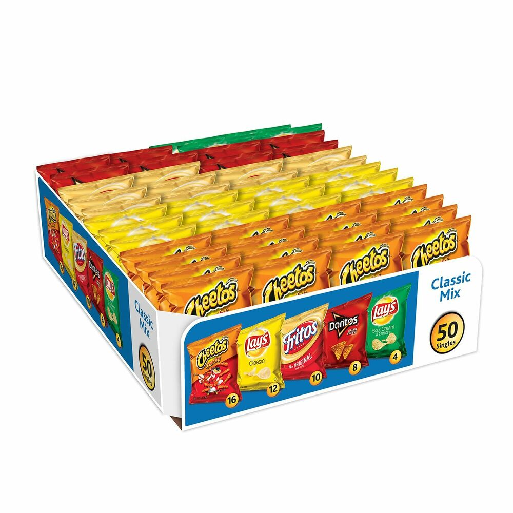 frito lay and snack foods Watch video the frito-lay snack business' organic sales were up 5% in the fourth quarter of 2017, and the company is looking to place it's simply products in whole foods.