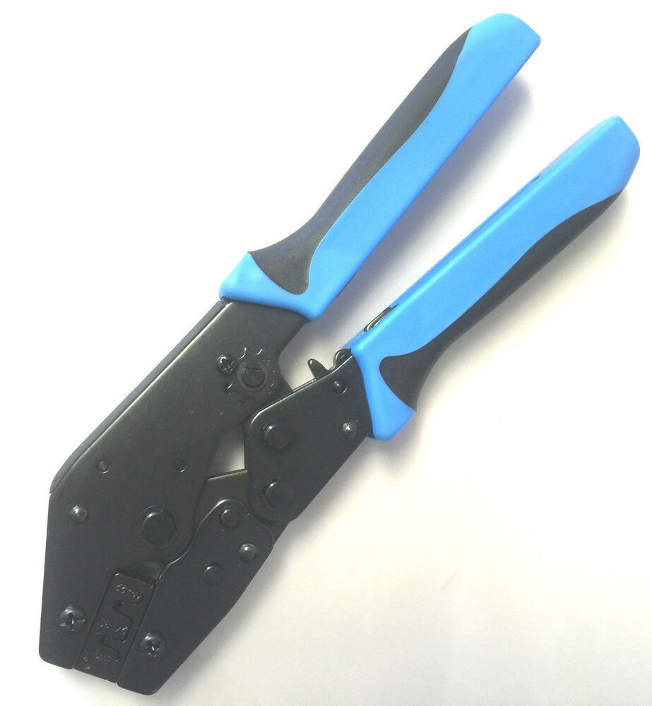 d sub terminal crimp tool awg 18 22 24 30 open barrel connector crimper ht 225d ebay. Black Bedroom Furniture Sets. Home Design Ideas