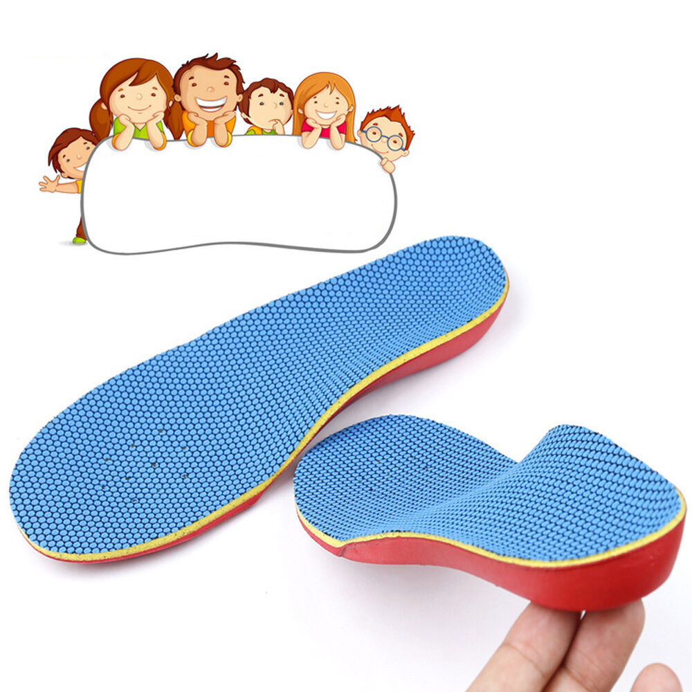 Flat Shoes With Orthotic
