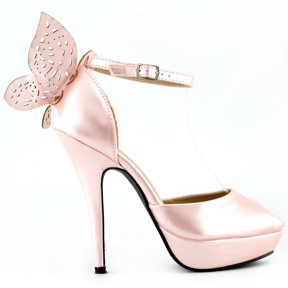 Pink Shoes For Wedding Ebay