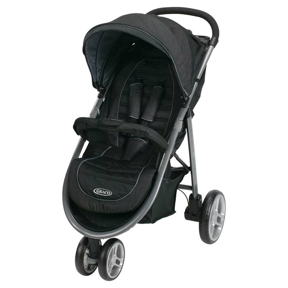 Graco Aire3 Click Connect Stroller | eBay