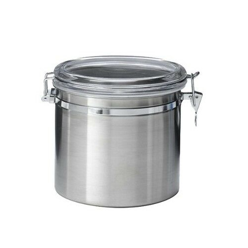 stainless steel kitchen canister jumbo stainless steel kitchen canister ebay 22166