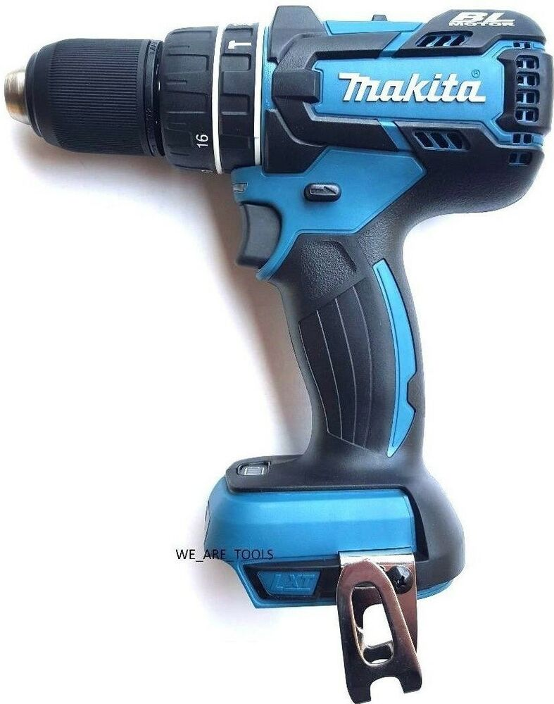 new makita 18v xph06 lxt cordless brushless 1 2 hammer drill 18 volt lit ion 88381656290 ebay. Black Bedroom Furniture Sets. Home Design Ideas