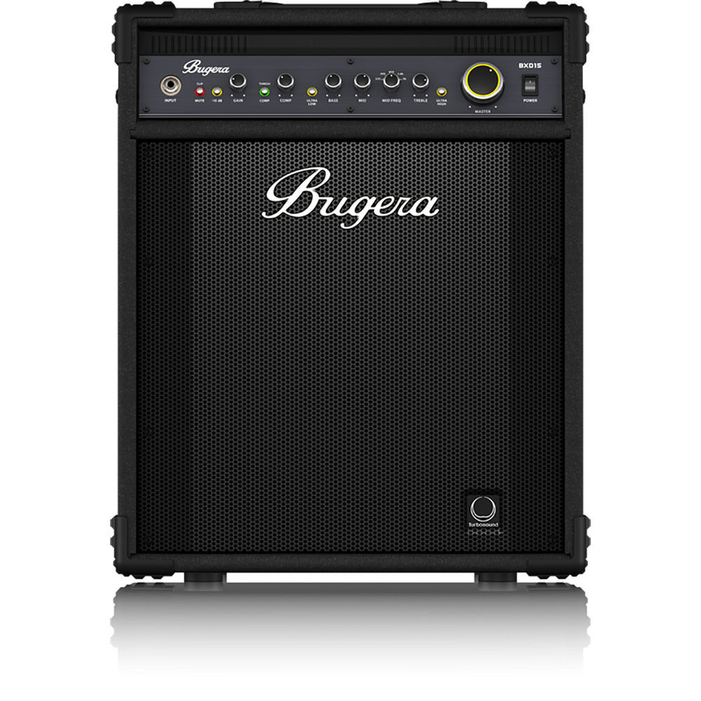 bugera bxd15 ultrabass 700w 1x15 classd studio stage bass guitar combo amplifier ebay. Black Bedroom Furniture Sets. Home Design Ideas