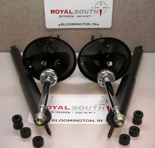 Genuine Oem Rear Suspension Mounting Parts For 1990 Toyota: Toyota Sienna Front & Rear Shock Absorber Set Kit Genuine