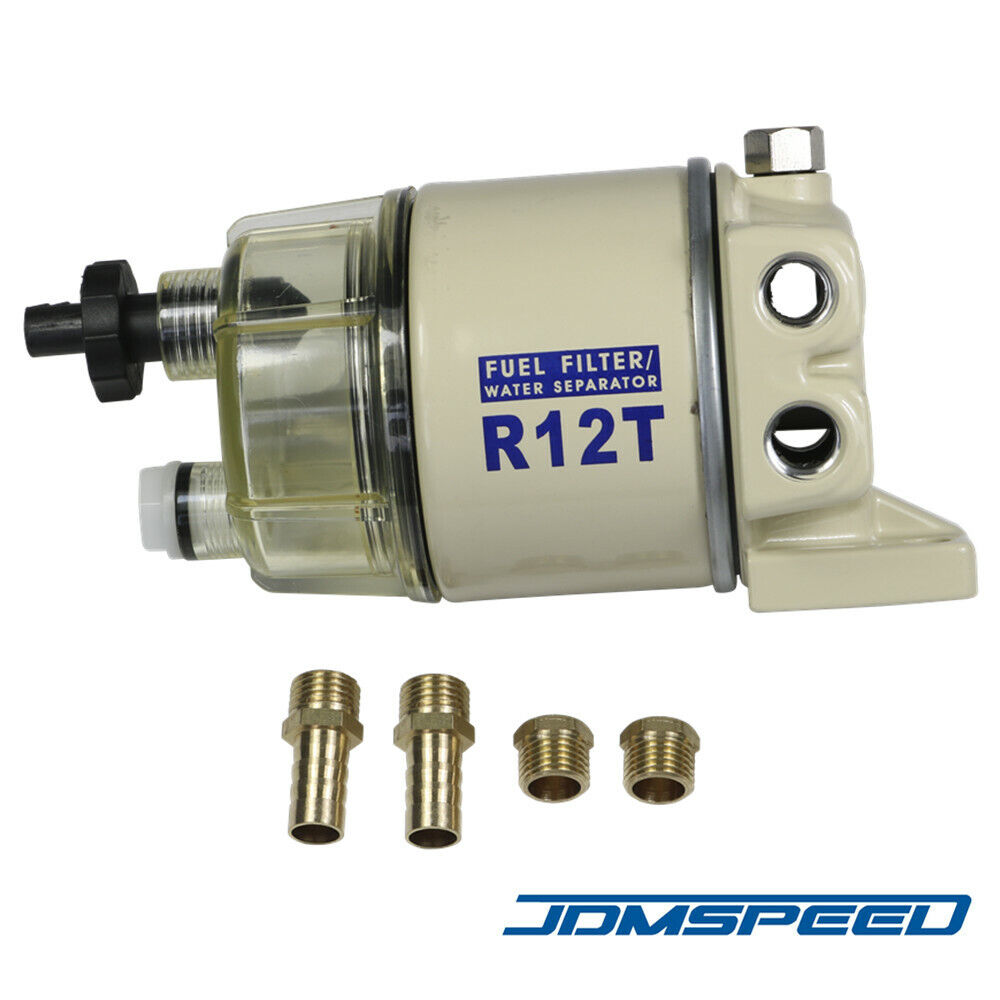 New R12t For Marine Spin  Water Separator 120at