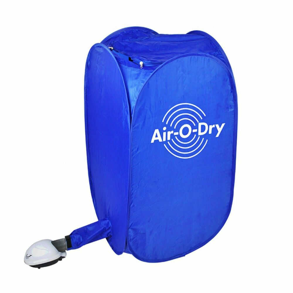 Clothes Drying Machine ~ Portable electric air drying machine bag clothes dryer