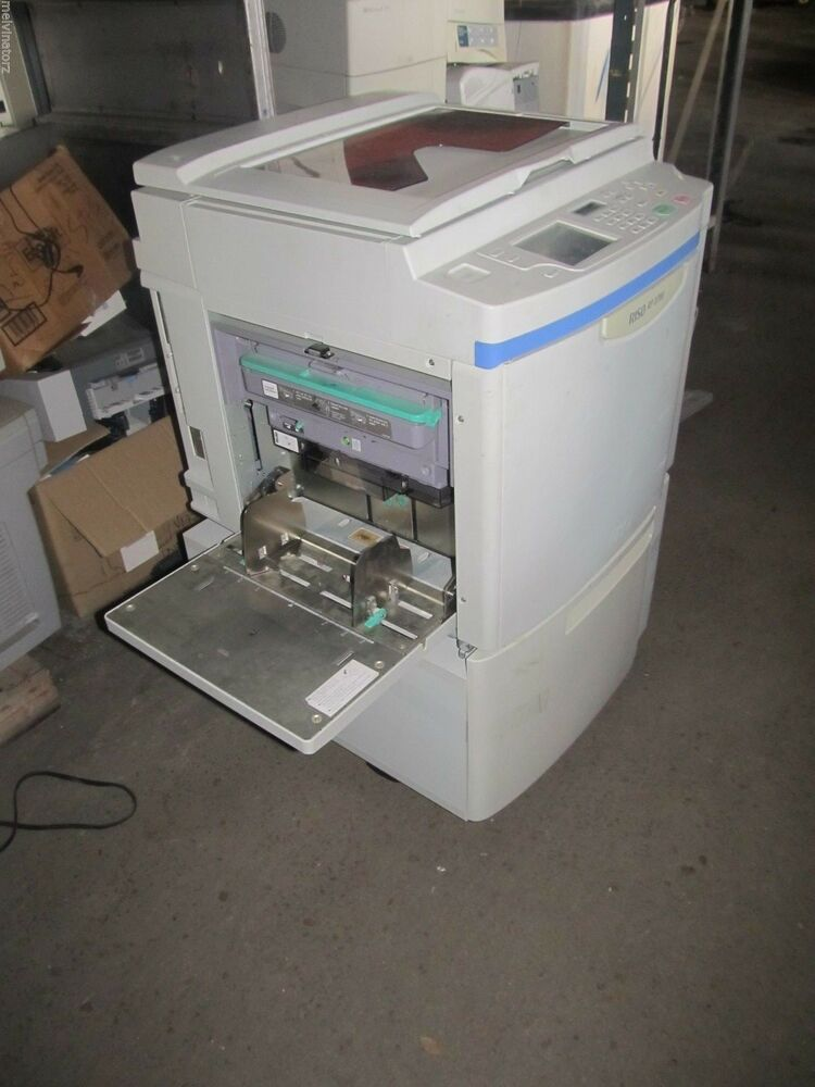 riso duplicator machine