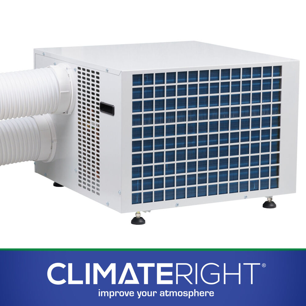 Climateright btu portable garage air conditioner