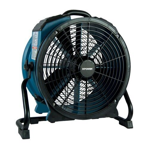 Industrial Axial Fans : Xpower atr industrial sealed motor axial fan air mover
