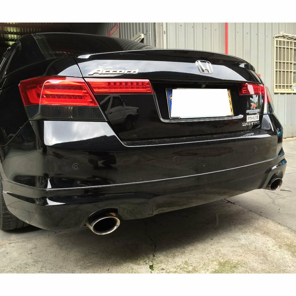 Painted OE Trunk Spoiler Wing For Honda Accord 2008 2009