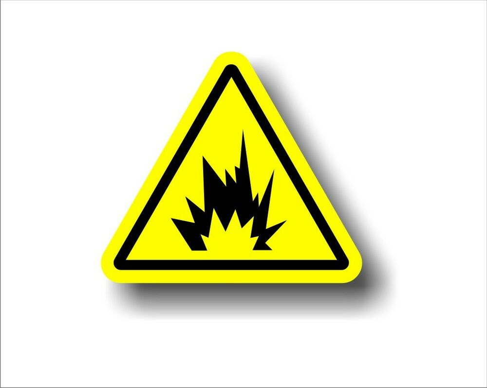 Industrial Electrical Safety Decal Sticker Warning Arc
