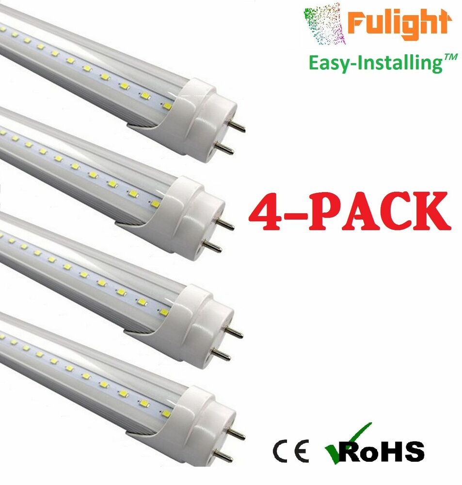"(4-PACK)18W-T8 4FT 48""-Warm White Fluorescent Replacement ..."