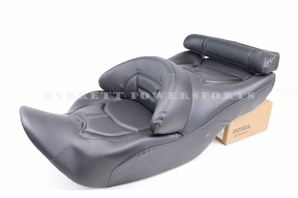 New Heated Comfort Seat 2006-2010 GL1800 Goldwing Genuine ...