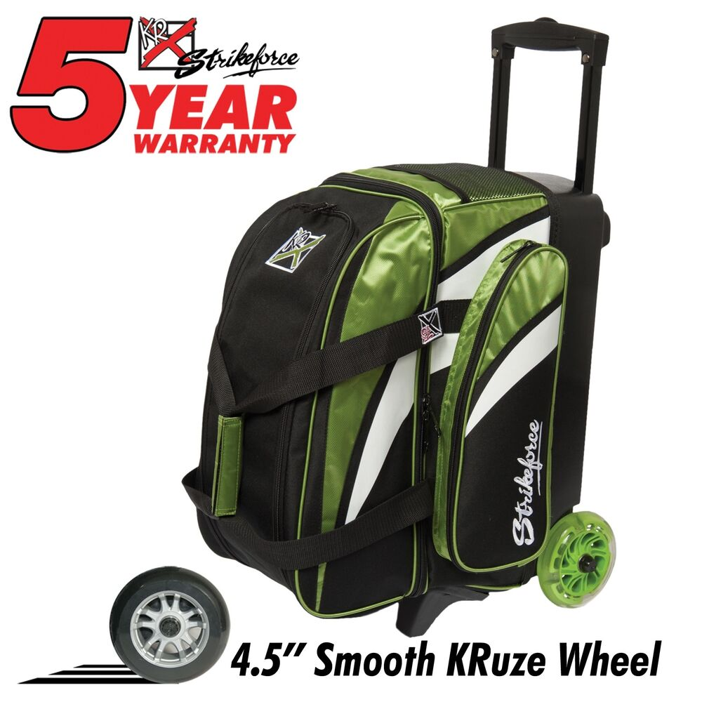 Kr Strikeforce Cruiser Smooth Double Roller 2 Ball Bowling
