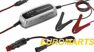 Genuine mercedes benz accessory battery trickle charger ebay for Genuine mercedes benz battery