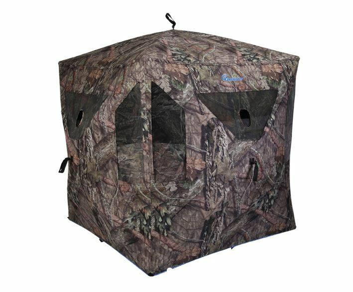 New Ameristep Element Ground Blind Mobu Country Camo Bone