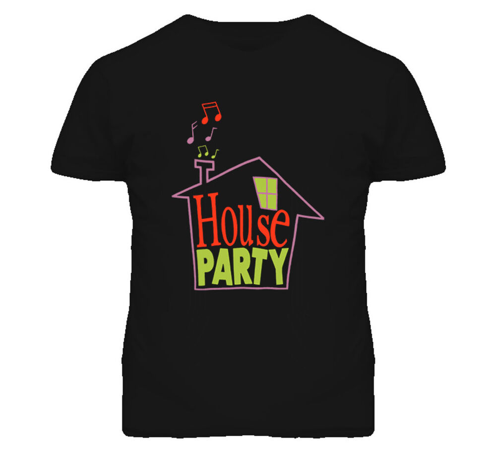 House party 90s movie kid n play t shirt ebay for 90s chicago house music