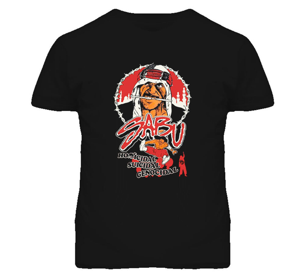 Sabu Ecw T Shirt | www.imgkid.com - The Image Kid Has It!