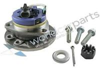 VAUXHALL ASTRA MK4 FRONT WHEEL BEARING HUB 5 STUD - WITH ABS
