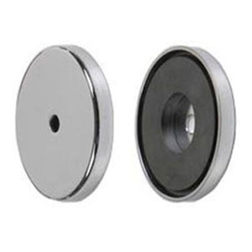 Ceramic Magnet Cup Assembly Magnetic Cup 100 Lb Pull