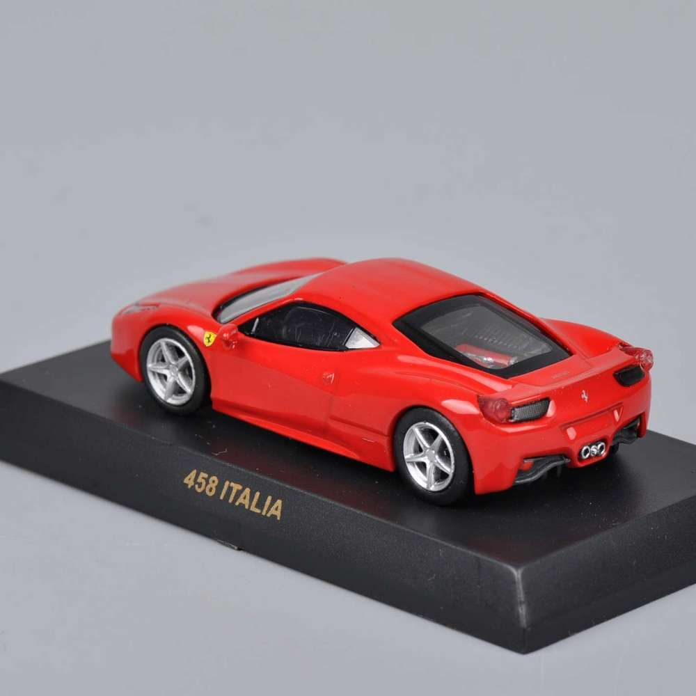 Red Racing Car Toy