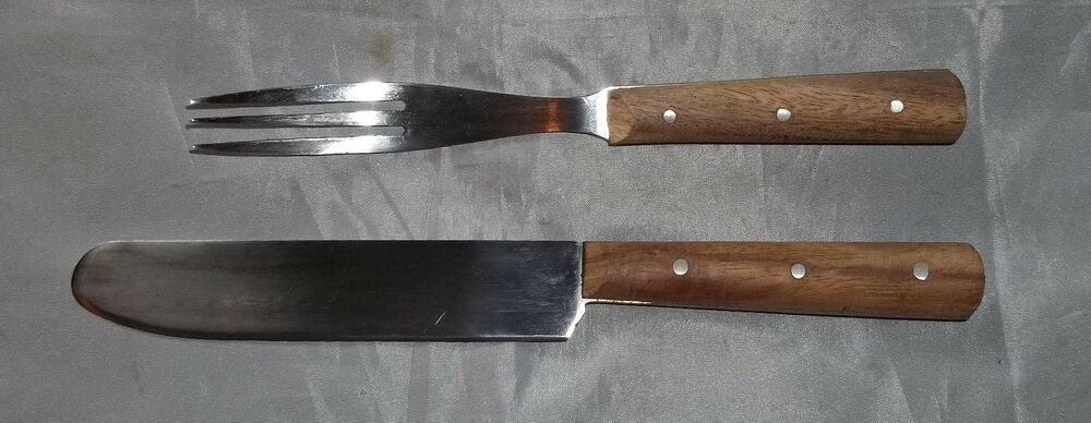 Mountain fork spoon man and
