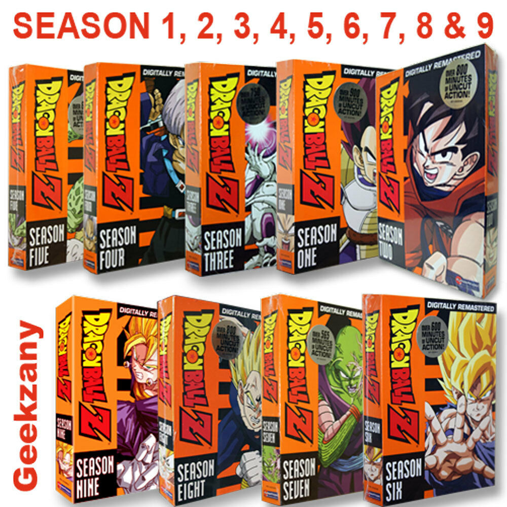 Dragonball Z Dvd