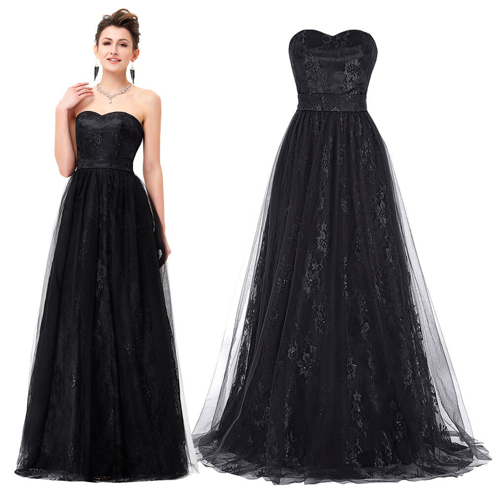 Renaissance Long Pageant Bridesmaids Evening Formal Party: New Womens Long Evening Ball Prom Gowns Formal Cocktail