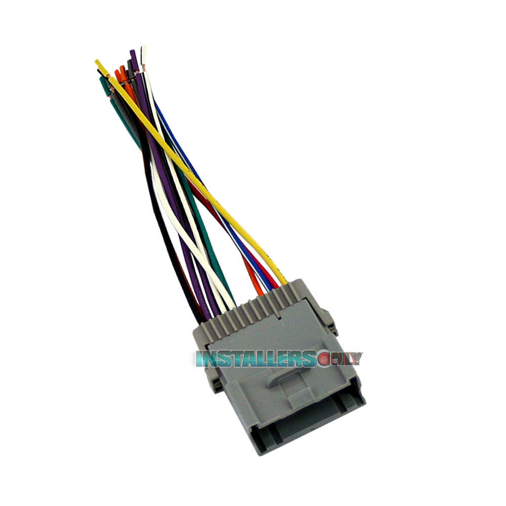 gm stereo harness 2000 gm stereo wiring diagram