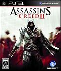 Assassin's Creed II -- Sony Playstation 3 PS3 -- PERFECT CONDITION