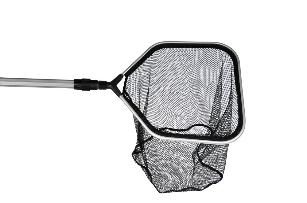 Medium size pond fish catching net for all types of for Garden pond cleaning nets