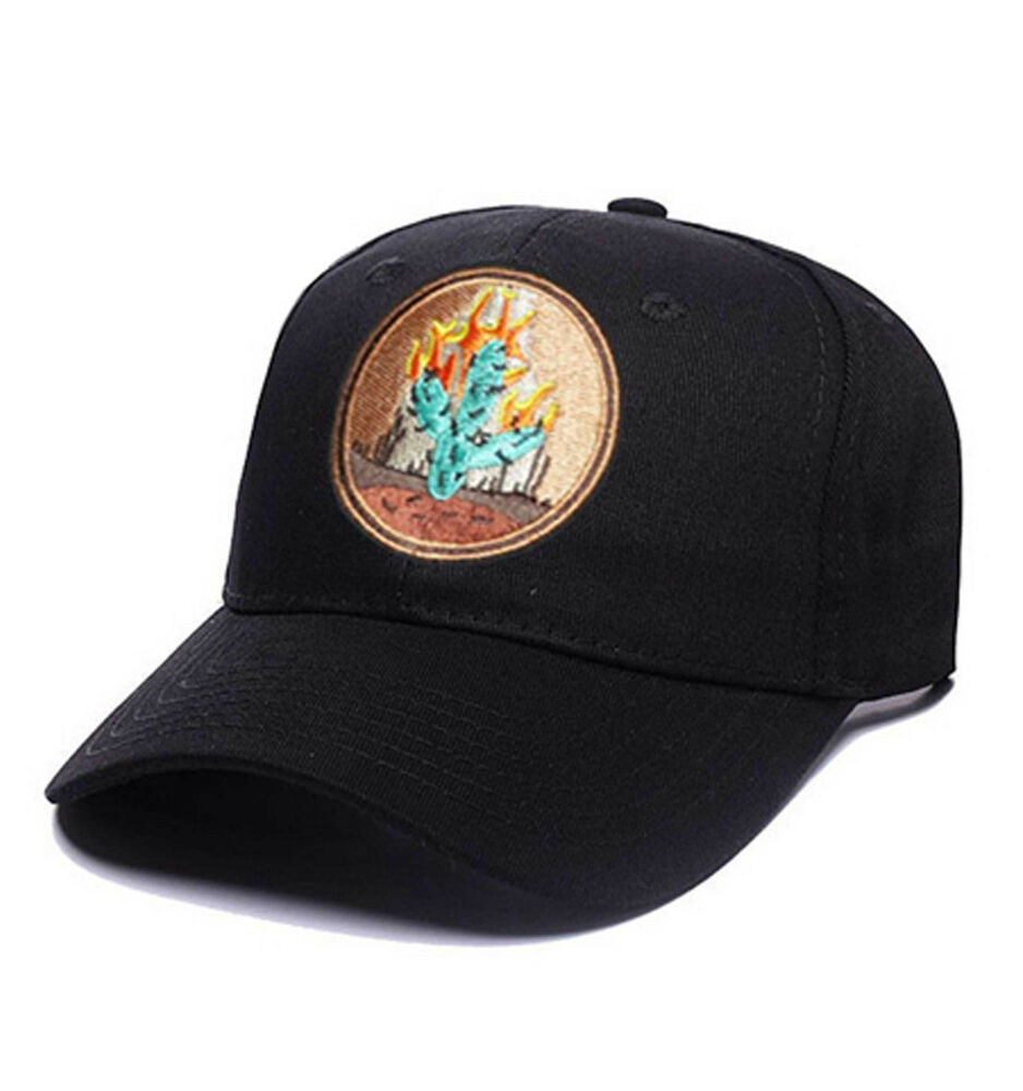 Travis Scott Rodeo Hat Baseball Cap Tour Merch Cactus