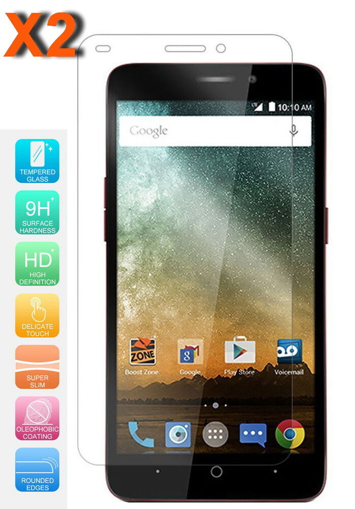 New Tempered Glass Screen Protector For Zte Chapel Z831
