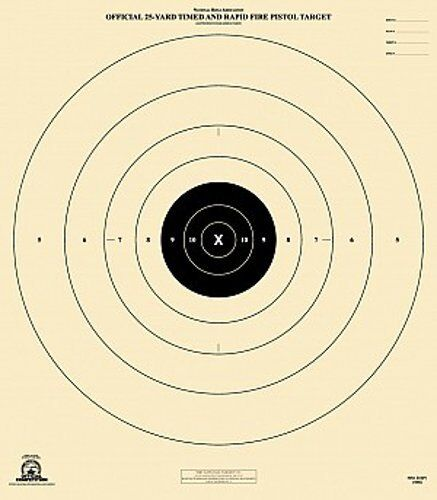 Invaluable image with regard to nra b-8 target printable