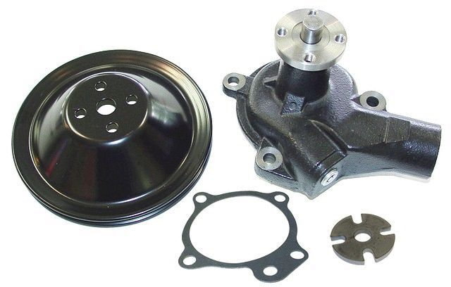 Chevrolet Chevy Short Shaft Water Pump Pulley 235 261