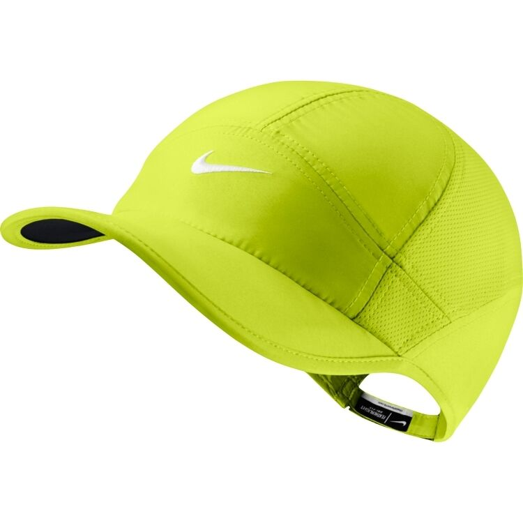 nike women 39 s feather light 2 0 running hat new ebay. Black Bedroom Furniture Sets. Home Design Ideas