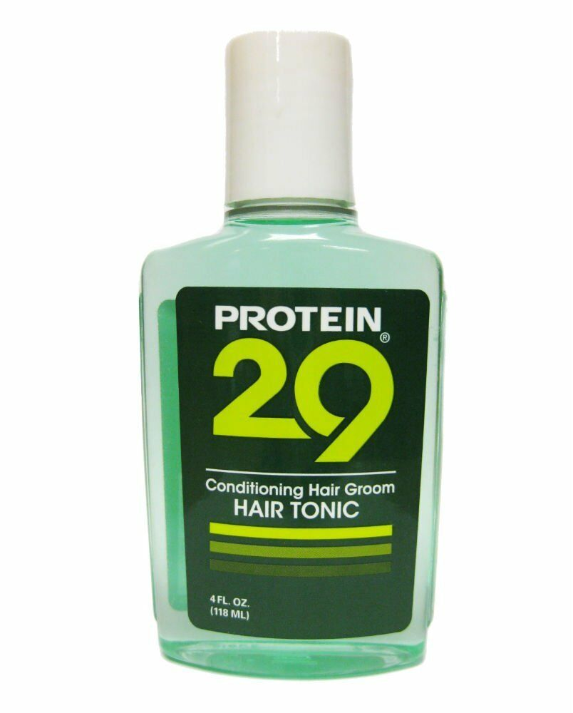 Men Hair Tonic 1950s: MENS PROTEIN 29 Liquid HAIR TONIC 4.0 OZ