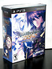 RECORD OF AGAREST WAR ZERO LIMITED EDITION SONY PS3 USA