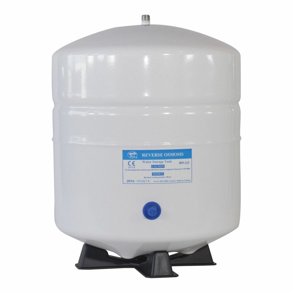 Reverse Osmosis Water Filter Storage Tank 6 Gallon With