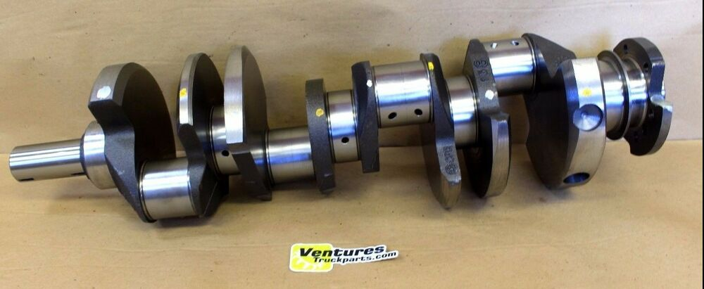 Crankshaft Chevrolet OEM GM 6.2L Diesel Engine GMC Chevy ...