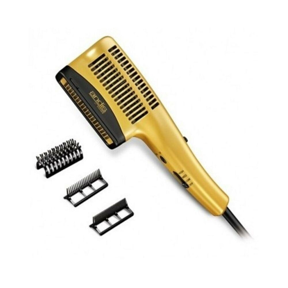 Ceramic Ionic Styler Hair Blow Dryer Straight Curl Comb