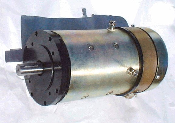Dc Motor 4 Hp 48 Volt Super High Torque For Ev Etek Ebay