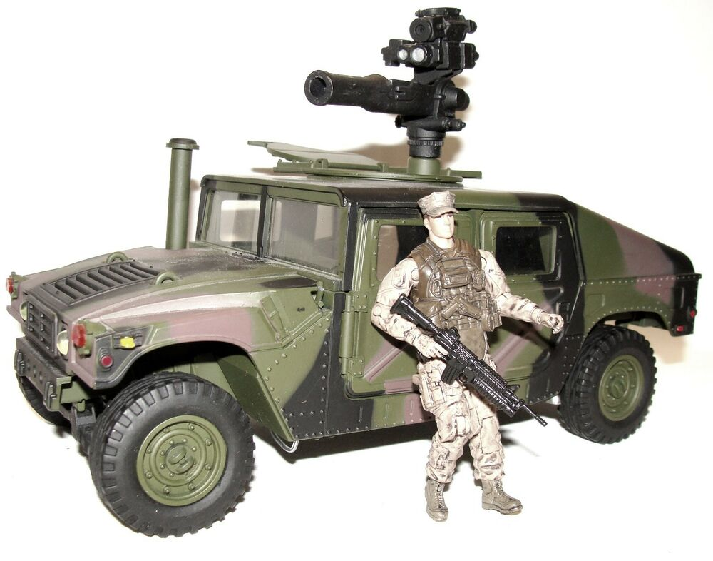 1:18 21st century humvee vehicle ultimate soldier bbi ...