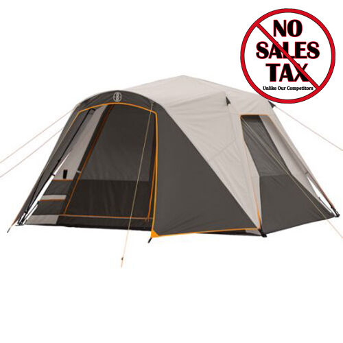 Bushnell 6 Person Tent Instant Cabin Tent 11 X 9 Outdoor